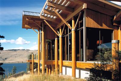 木结构建筑之文旅地产 | 加拿大木业协会